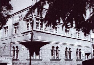 biblioteka 3 - Историјат
