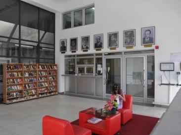 salon - Библиотеката денес
