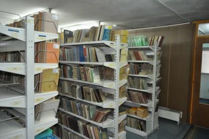 raft knigi - Библиотеката денес