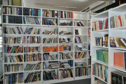 stranska literatura 1 - Библиотеката денес