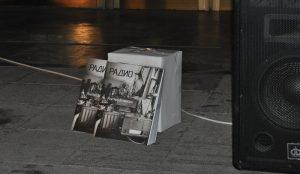 """DSC 0719 300x174 - Промоција на книгата """"Радио"""" од Љупчо Јолевски"""