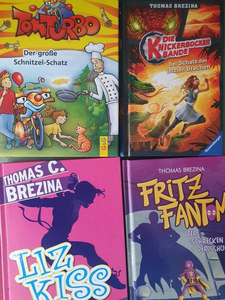 TOMAS BREZINA 768x1024 - Австриска донација на детска литература со посредство на нашата сограѓанка Лидија Кравутске