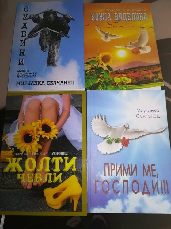 242305879 4763429673681121 3463056337626887353 n - Промоција на дела од Мирјанка Селчанец